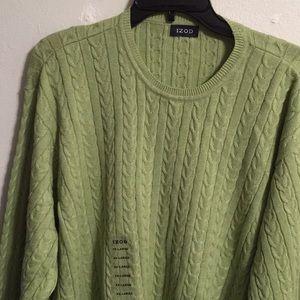 Izod Sweater NWT size XXL